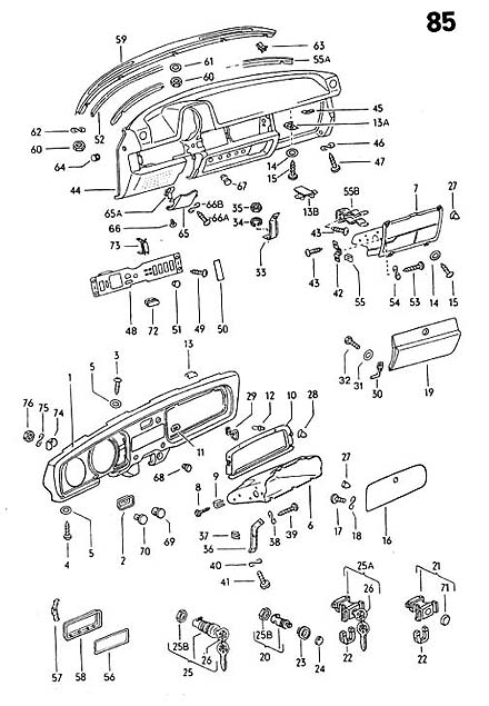 vw beetle parts diagram best free home design idea inspiration